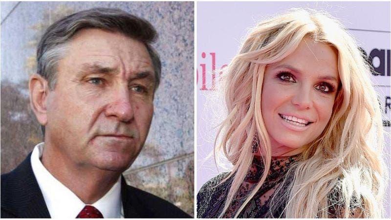 El padre de Britney Spears acuerda dejar la tutela legal de la cantante