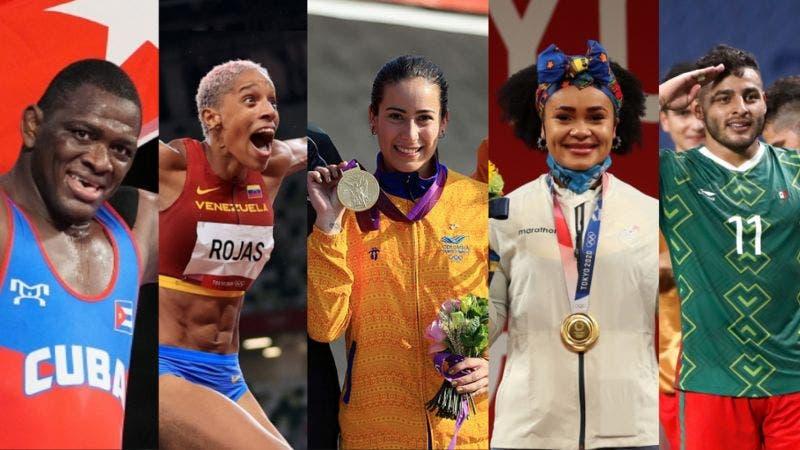 Olímpicos de Tokio: cómo terminan los países de América Latina