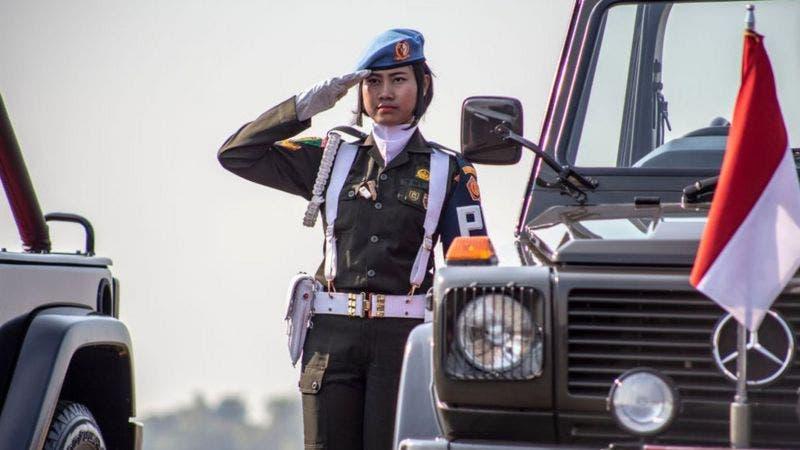 Indonesia pondrá fin a las pruebas de virginidad a las reclutas de su ejército