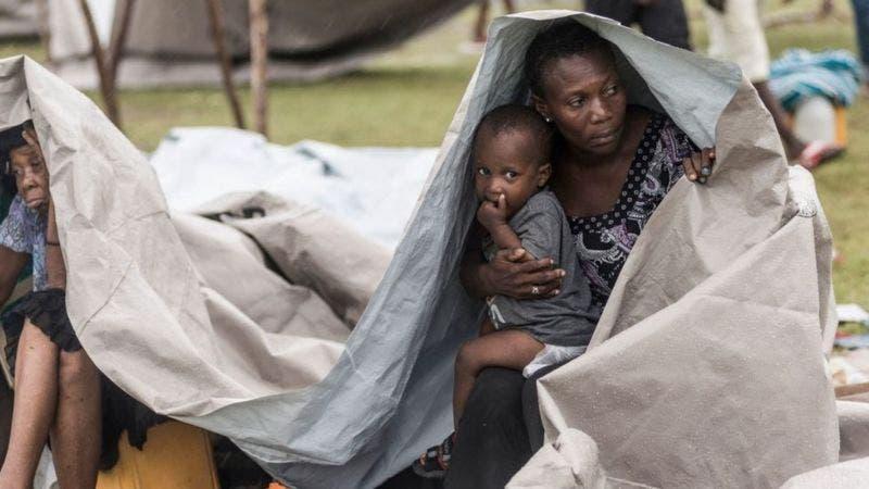 Terremoto en Haití: «Estamos abandonados y la gente está desesperada por comida, por algo de ayuda»