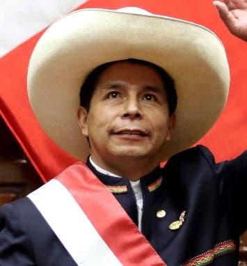Presidente Pedro Castillo se compromete con  eficiencia