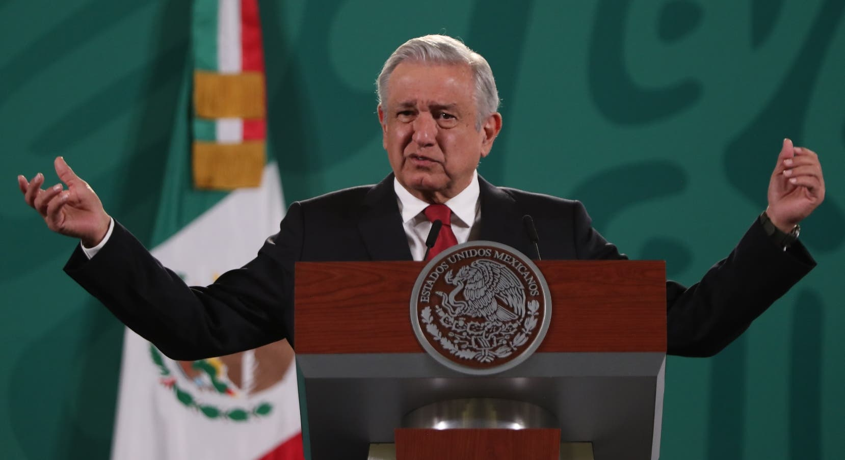 """Presidente de México pide perdón por la """"catástrofe"""" de la conquista española"""