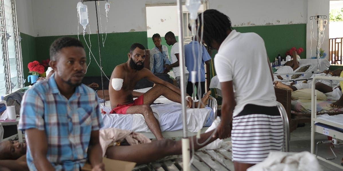 ONU pide para Haití ayuda de 187 millones