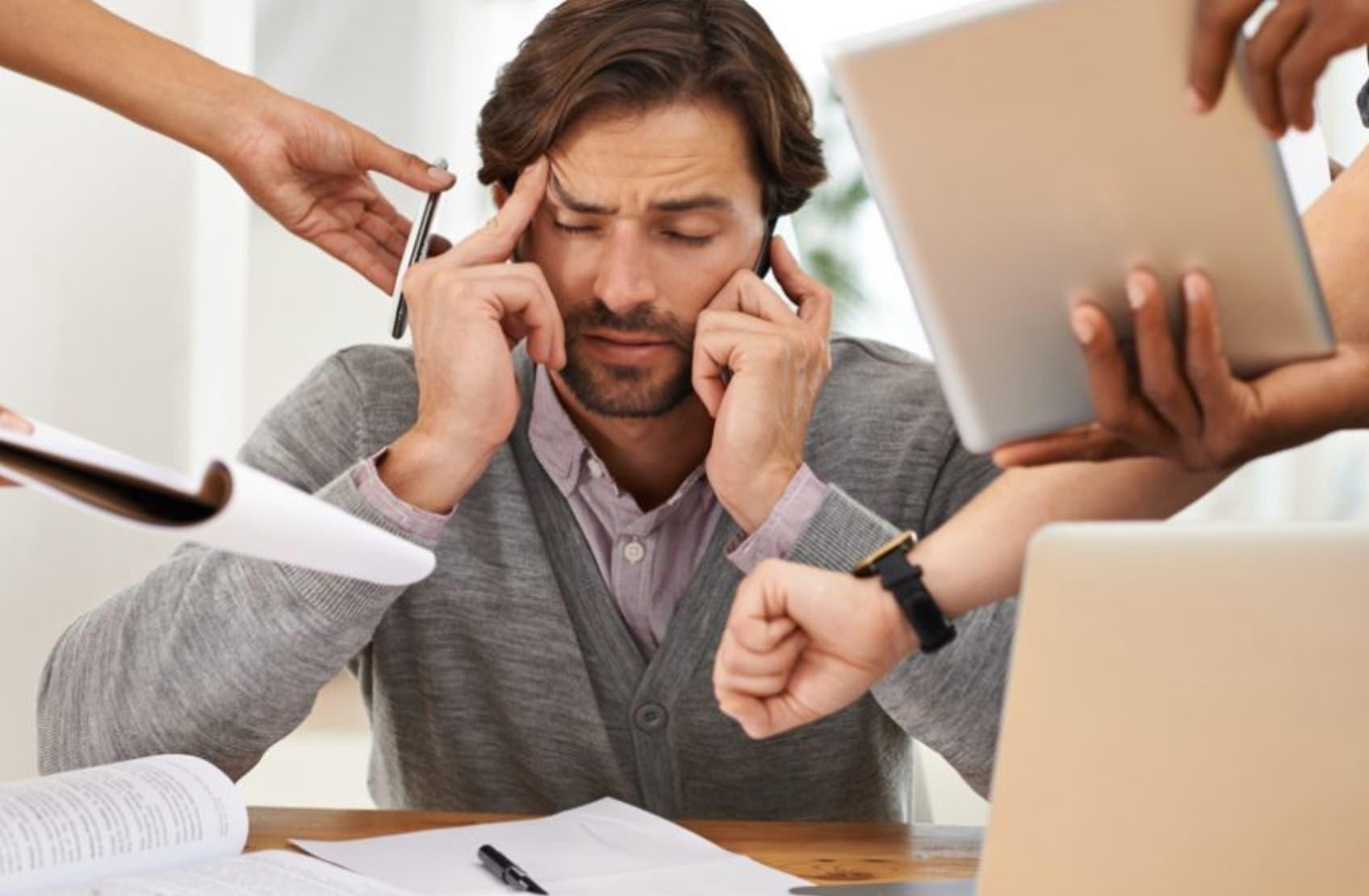Estrés y ansiedad tienden a disminuir la calidad de vida de las personas