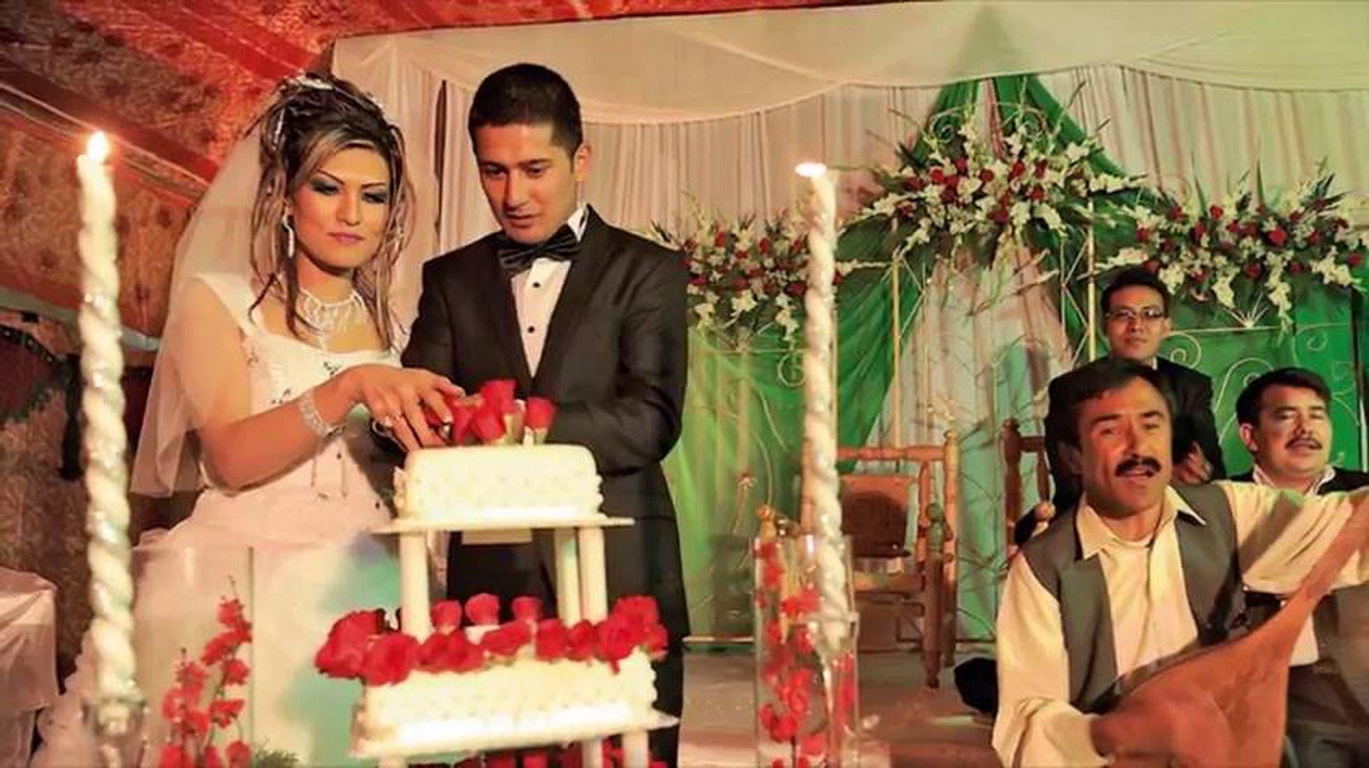 La bodas en Kabul, con música bajo el gobierno el Talibán