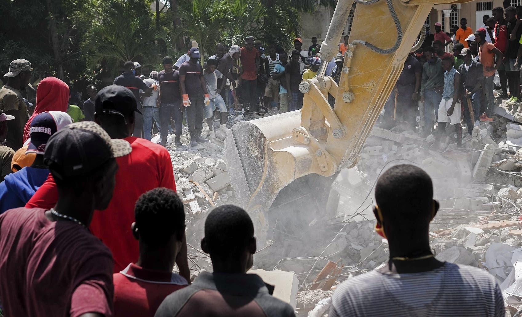 Terremoto de Haití se suma a gran cadena de infortunios