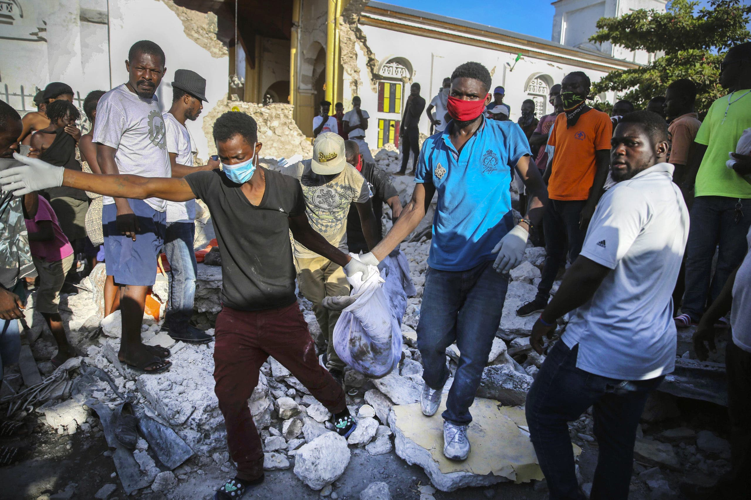 El terremoto en Haití deja más de 800 réplicas en Cuba