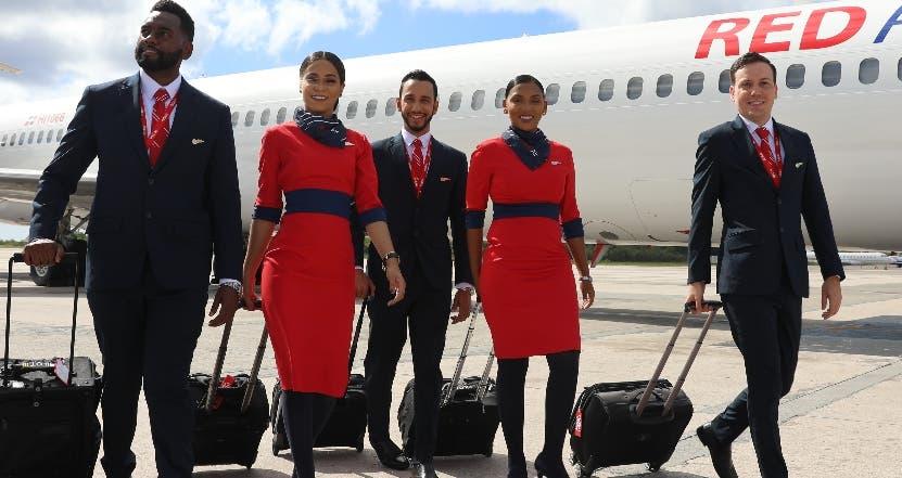 Red Air  apuesta  al talento nacional