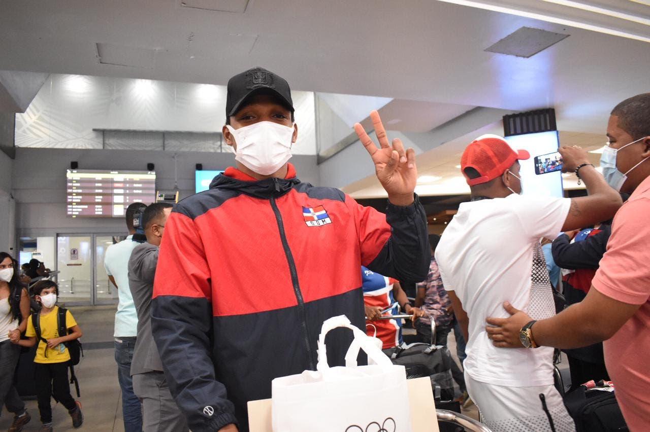 Boxeadores dominicanos se muestran satisfechos tras su participación en Tokio 2020