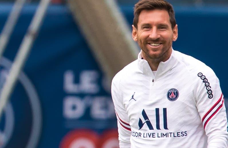 """Debut de Lionel Messi con  PSG produce """"locura"""" en París"""