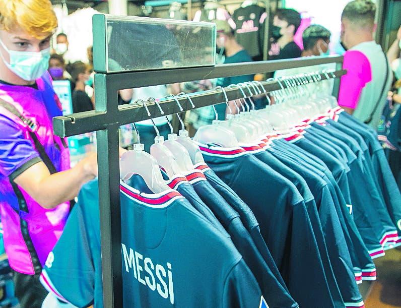 Lionel Messi es un recurso dará  frutos comerciales al PSG