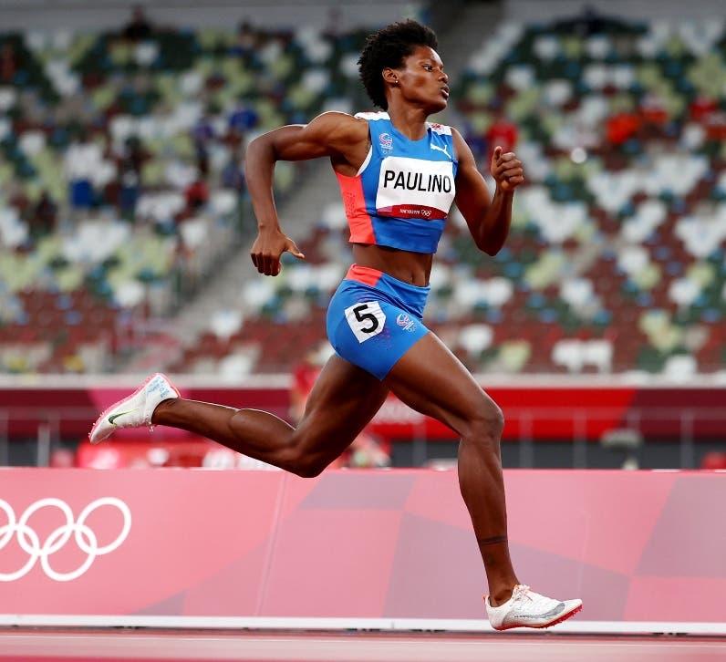 Marileidy Paulino la número uno del mundo en el ranking de los 400 metros