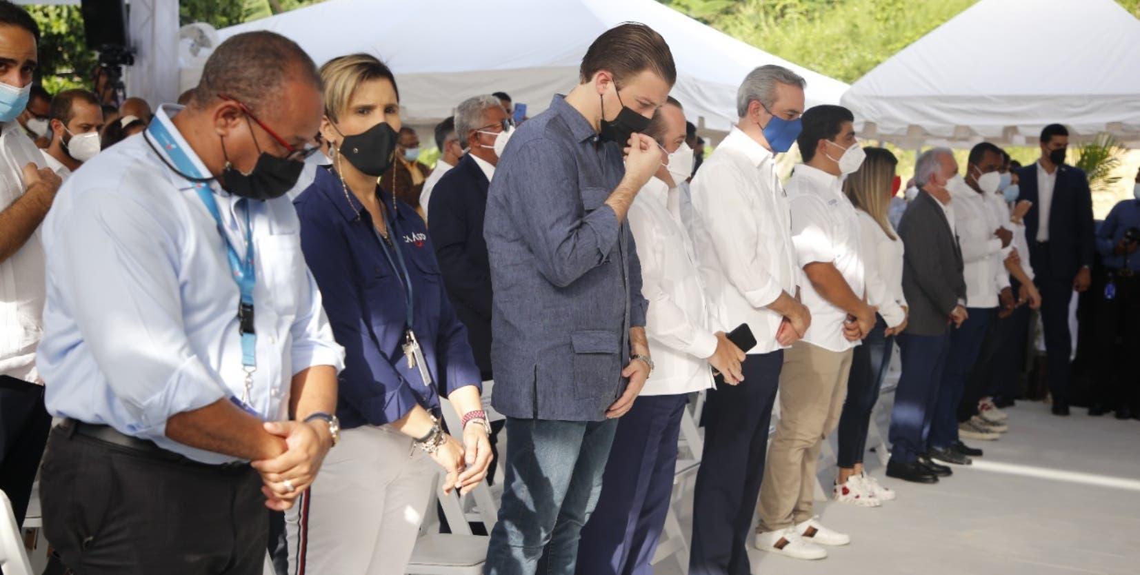 Luis Abinader entrega varias obras en municipio SDN