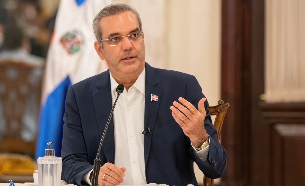 Luis Abinader deja claro no se tocará tema reelección