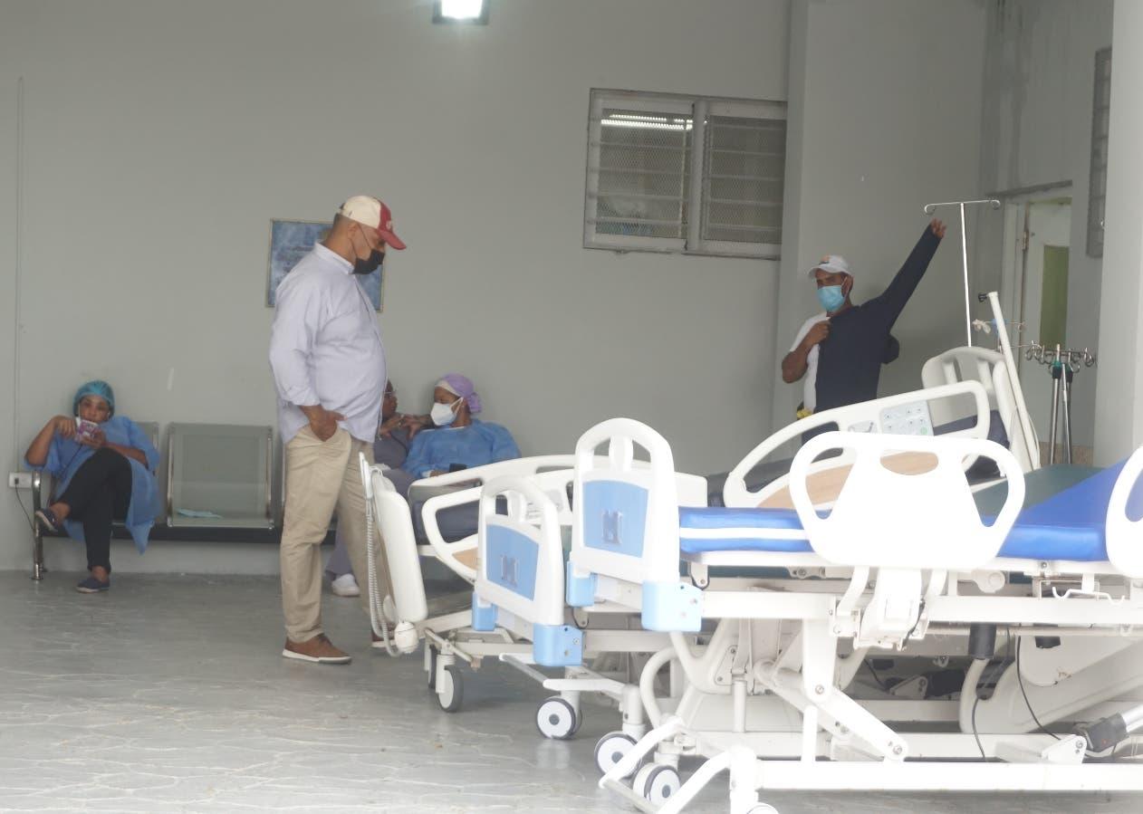Médicos con jornadas ligeras ante reducción de casos  Covid