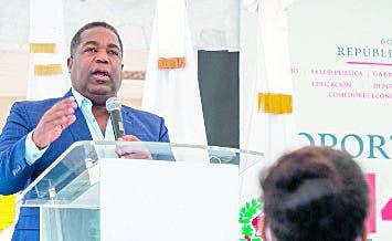Gabinete Social inaugura obra beneficia a los jóvenes del DN