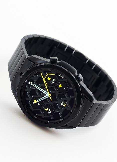 Vida saludable con el 'Galaxy Watch3'