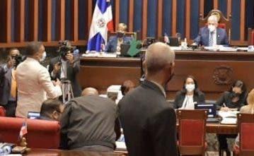 El Código Penal se queda fuera en la agenda de los senadores