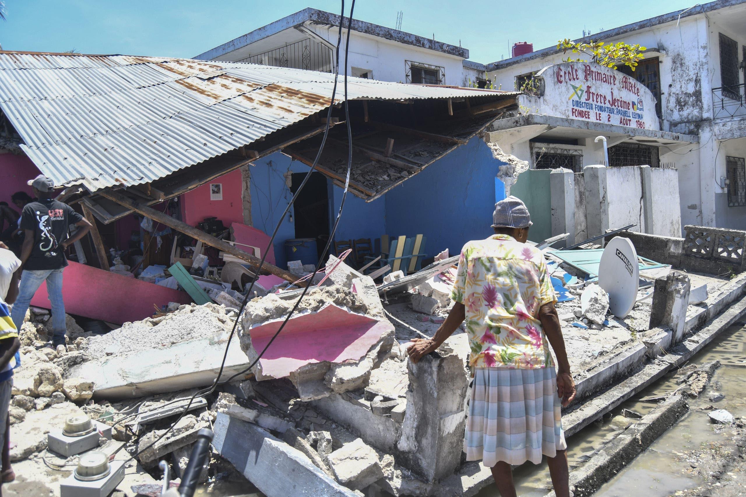 Países de la OEA prometen apoyo para reconstrucción de Haití tras terremoto