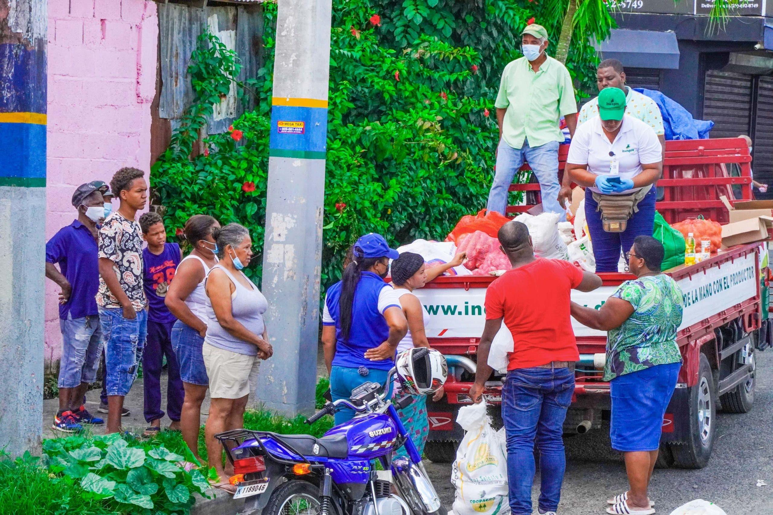 Más de 52,000 residentes de Cristo Rey adquirieron alimentos en Inespre