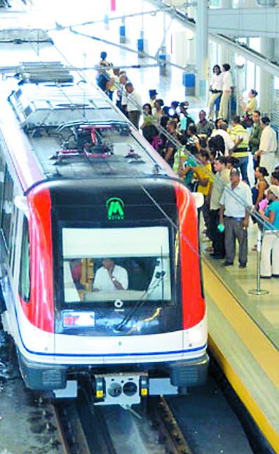 OPRET desmiente supuesta bomba en Metro de Santo Domingo