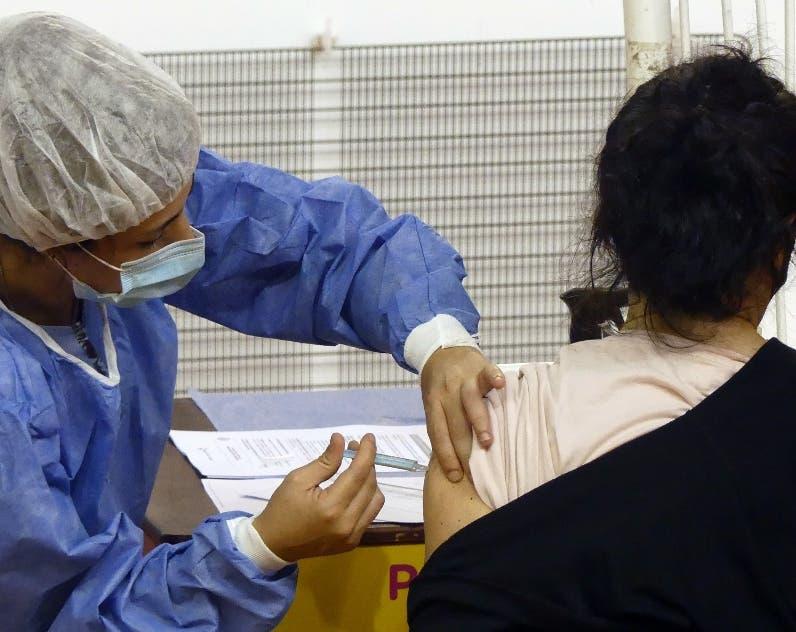 La vacunación se torna lenta en últimos días