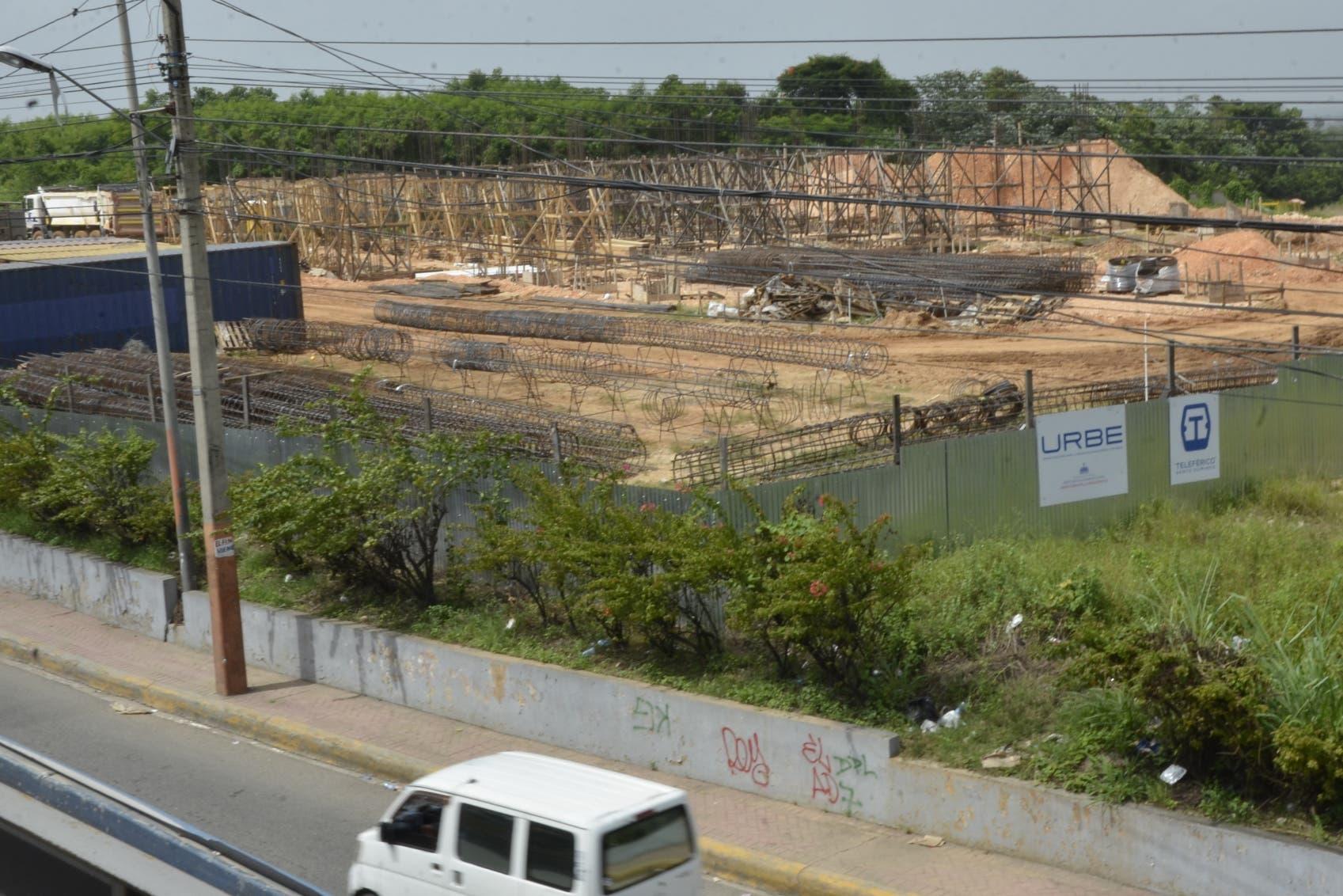 Terminal autobuses Los Alcarrizos traerá soluciones al caos  vial del Distrito Nacional