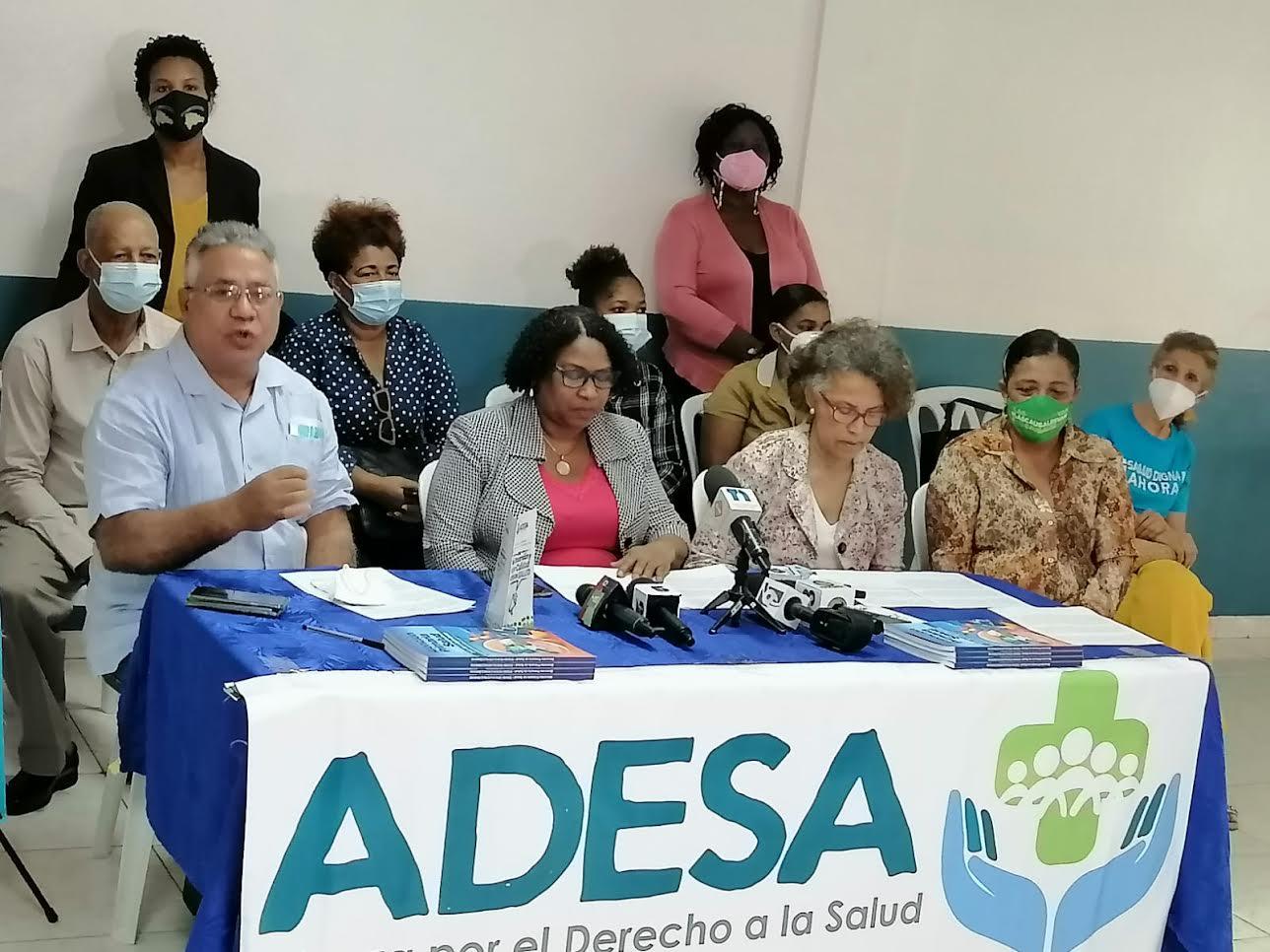 ADESA: Urge priorizar aumento de inversión en salud