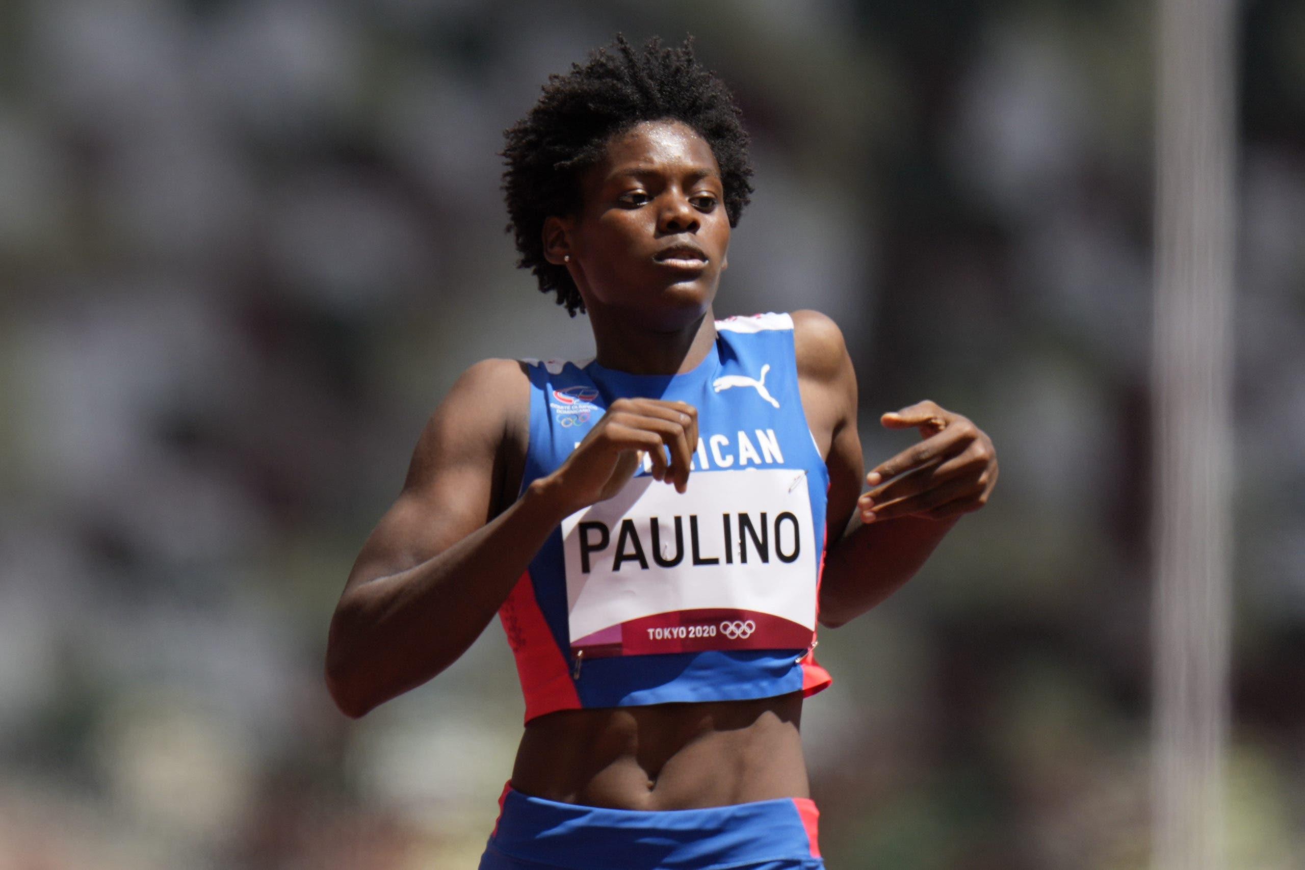 Marileidy Paulino corre la semifinal de los 400 metros este miércoles