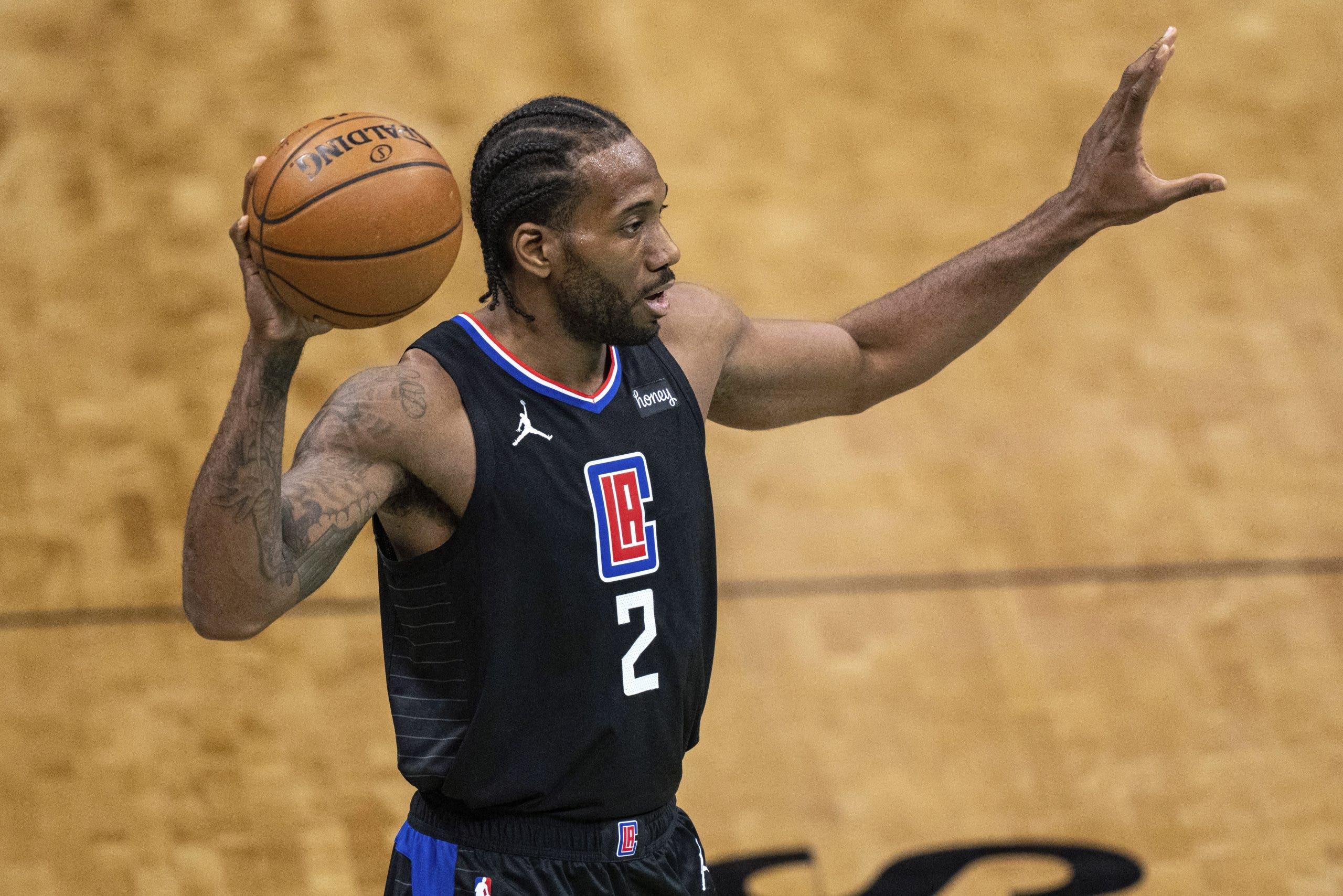 Clippers vuelven a firmar a la superestrella Kawhi Leonard por 176,3 millones de dólares