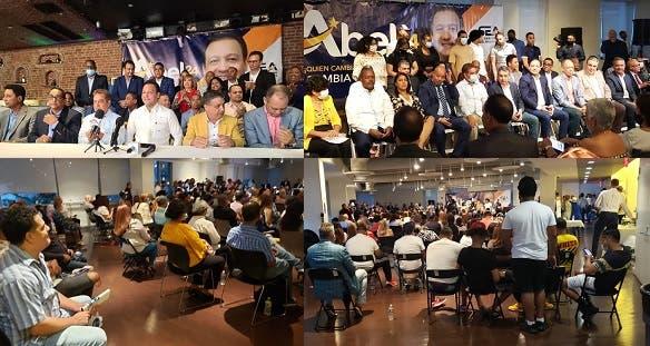 Abel en NY: Dominicanos cuentan con todo su respaldo