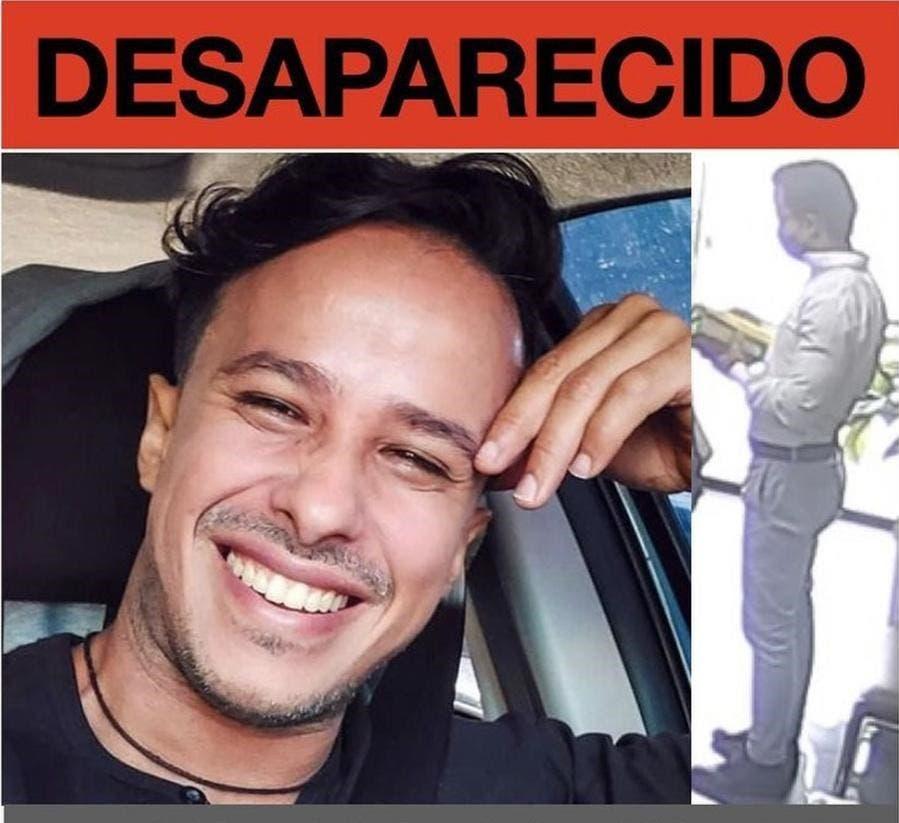 Está desaparecido el actor dominicano Andy Iturbides