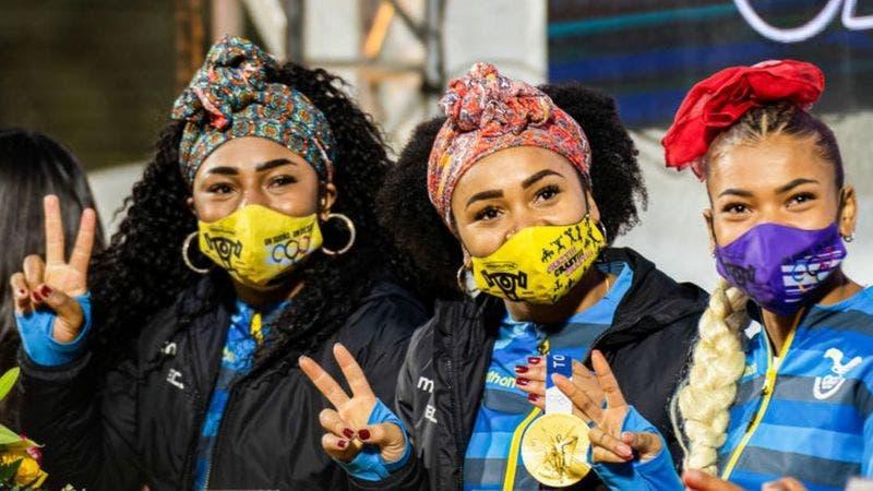 Ecuador y el afro de sus medallistas olímpicas
