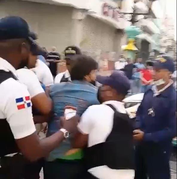 Convocan protesta en bicicleta en el Conde por atropello policial a ciclista