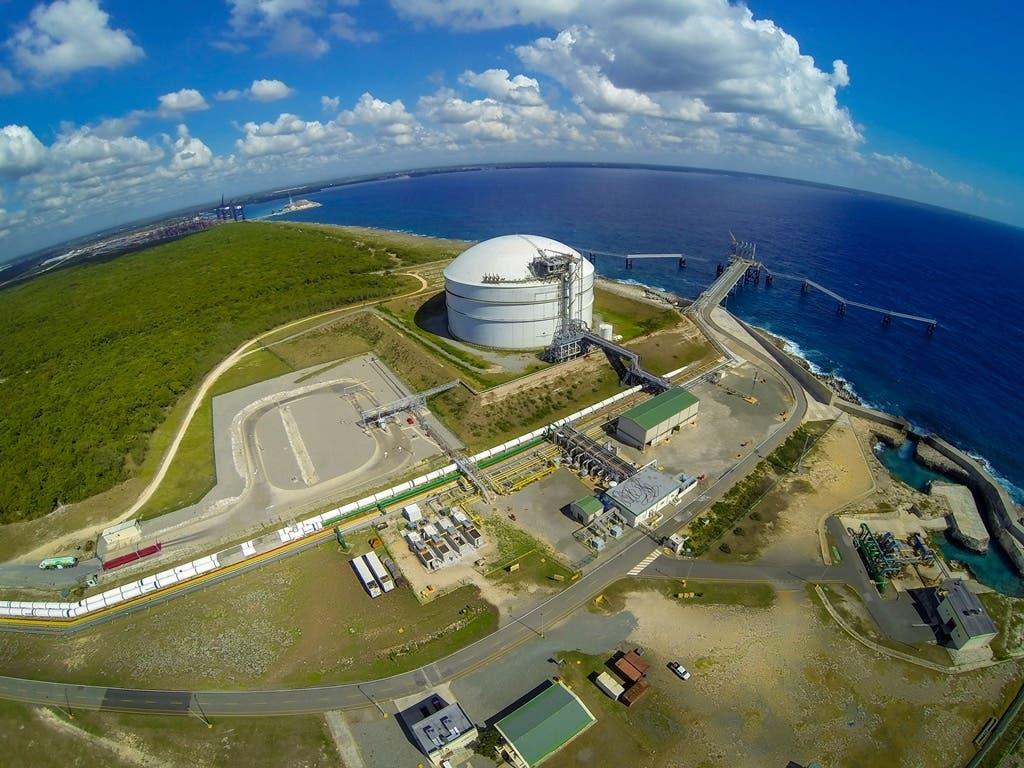 AES Dominicana informa «evento de fuerza mayor» podría afectar suministro de Gas Natural al país