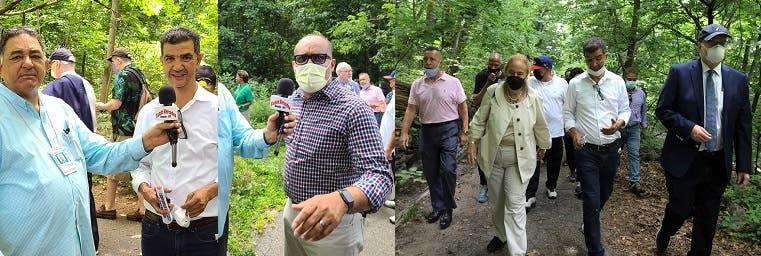 Concejal se propone convertir parque Inwood en pulmón residentes Alto Manhattan