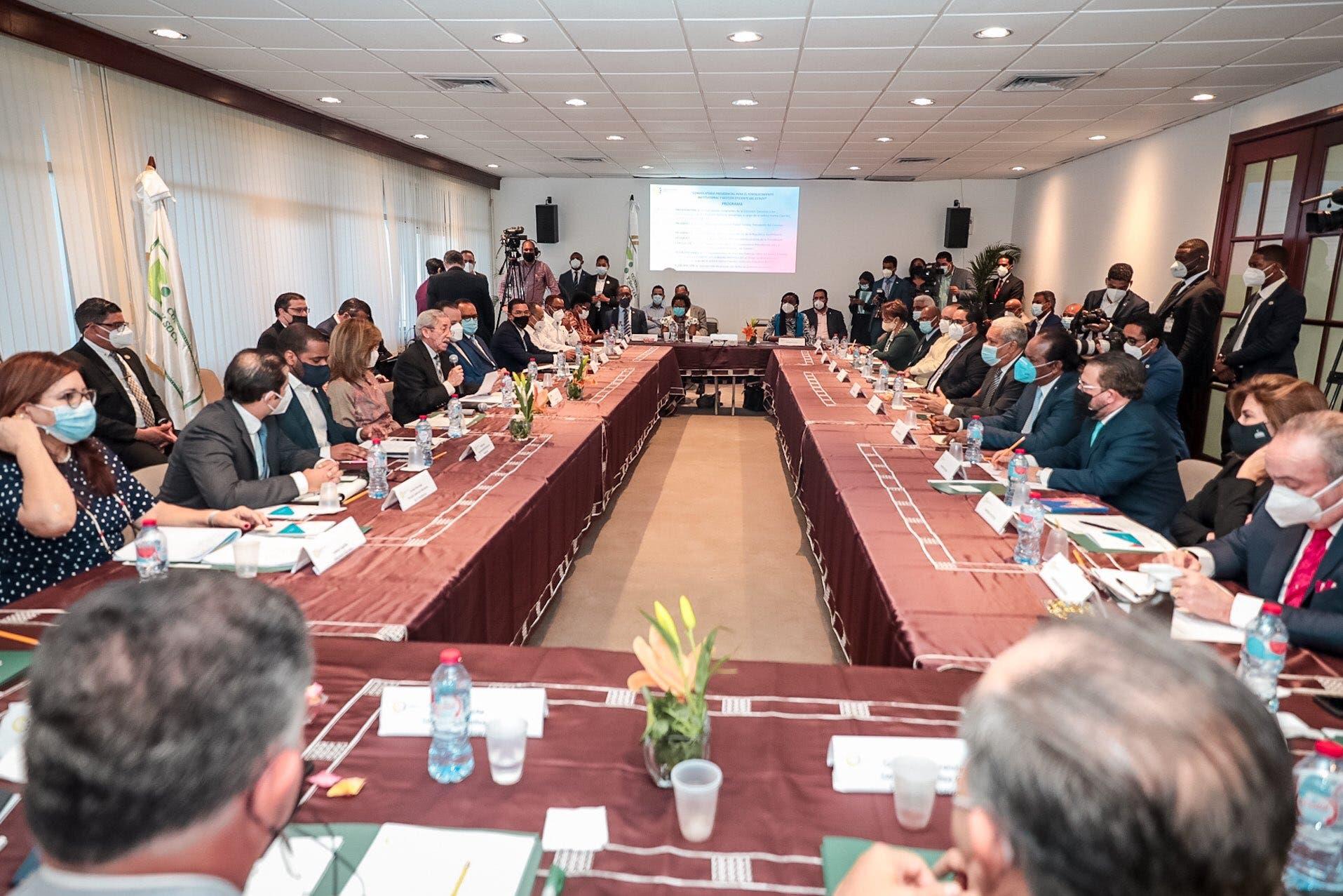Próxima reunión del diálogo nacional será el 15 de septiembre