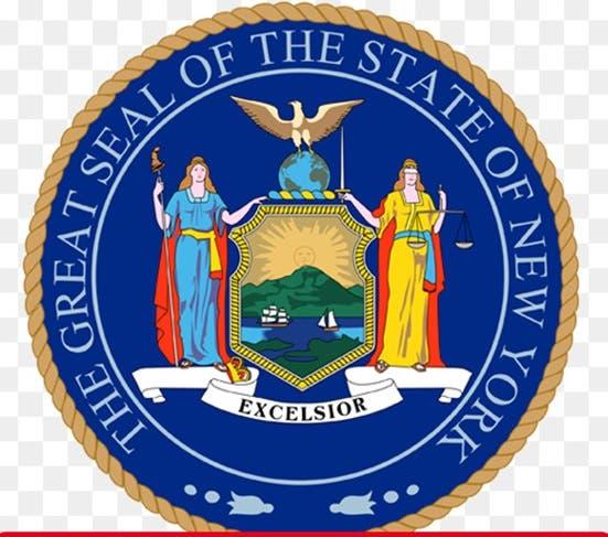 De los 56 gobernadores ha tenido estado NY 9 de ellos han renunciado