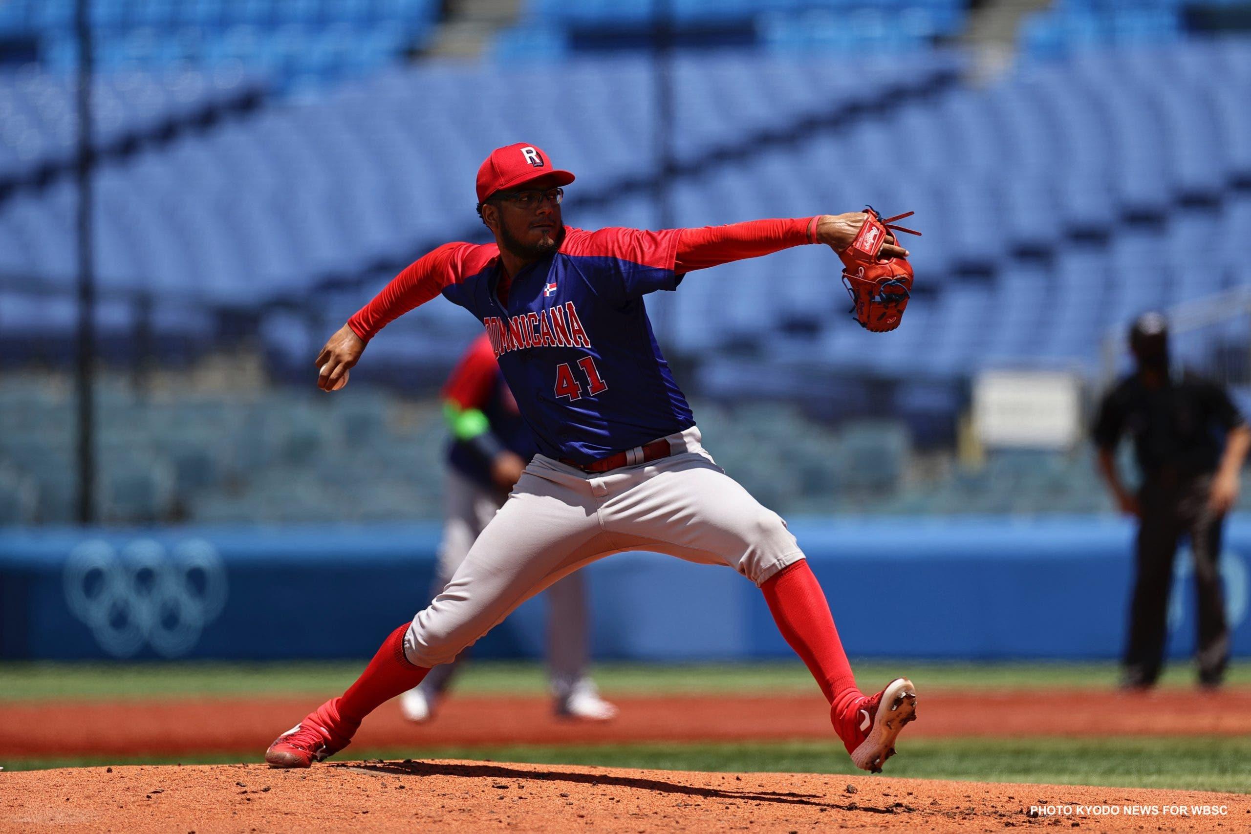 República Dominicana luchará por bronce en béisbol al ser derrotada por EE.UU.