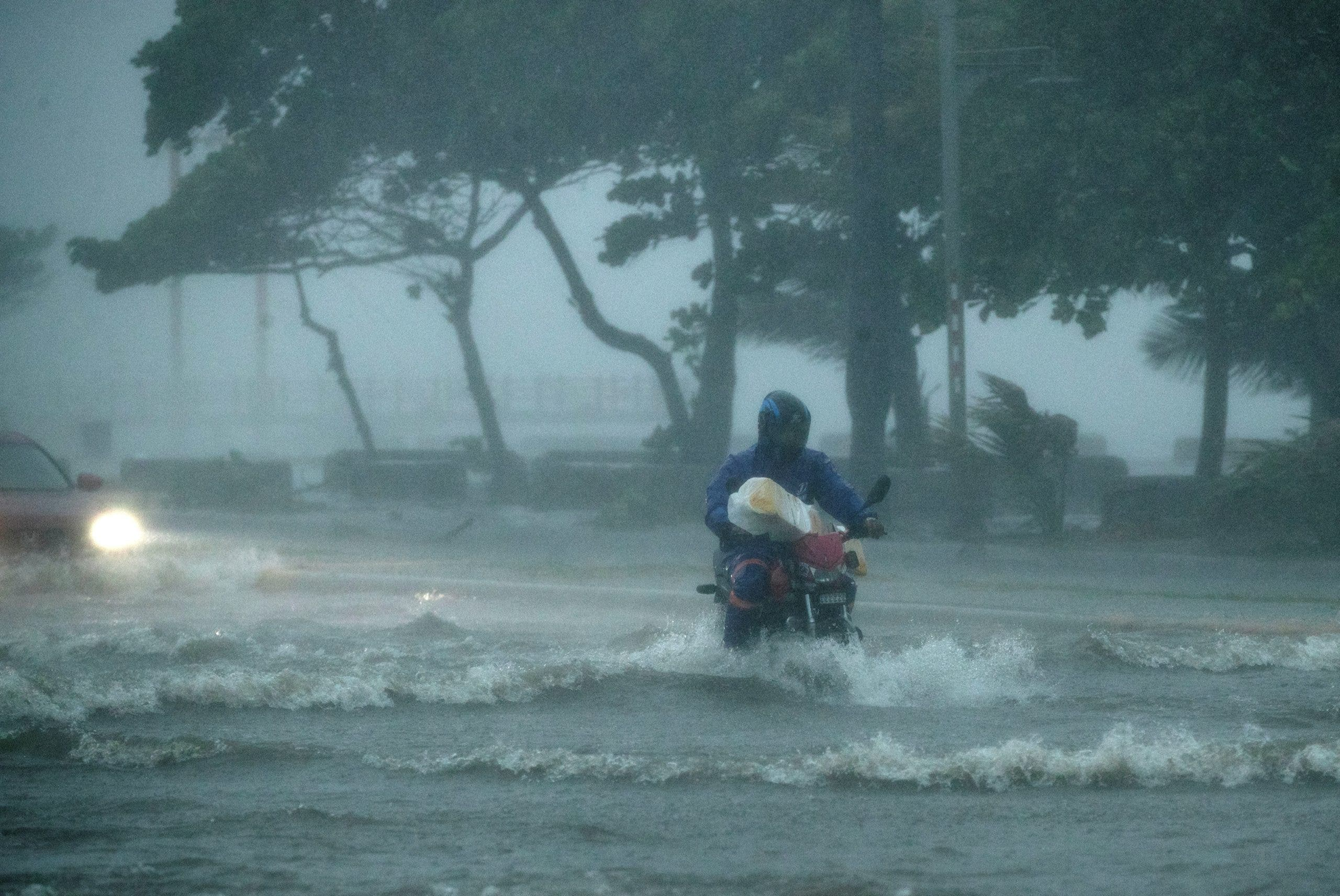 Autoridades del gobierno se reunirán en Barahona para atender daños causados por Grace