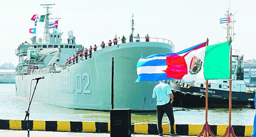 Cuba recibe otro cargamento de ayuda