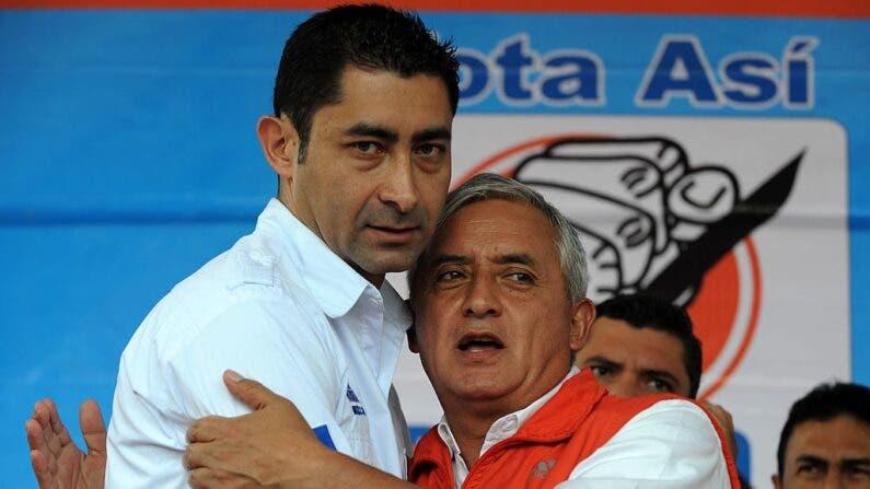 Guatemala: detienen a hijo de expresidente por corrupción