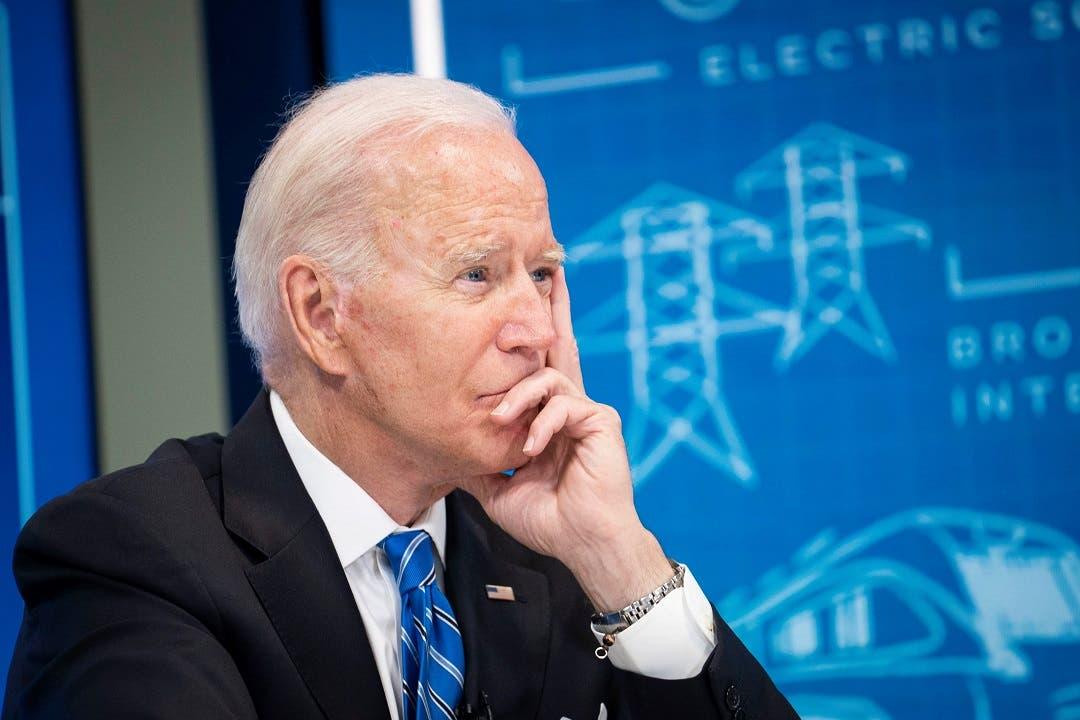 """Biden ordena una """"respuesta inmediata"""" de EE.UU. al terremoto en Haití"""