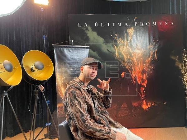 "Artista urbano Justin Quiles lanza disco ""La Última Promesa»"