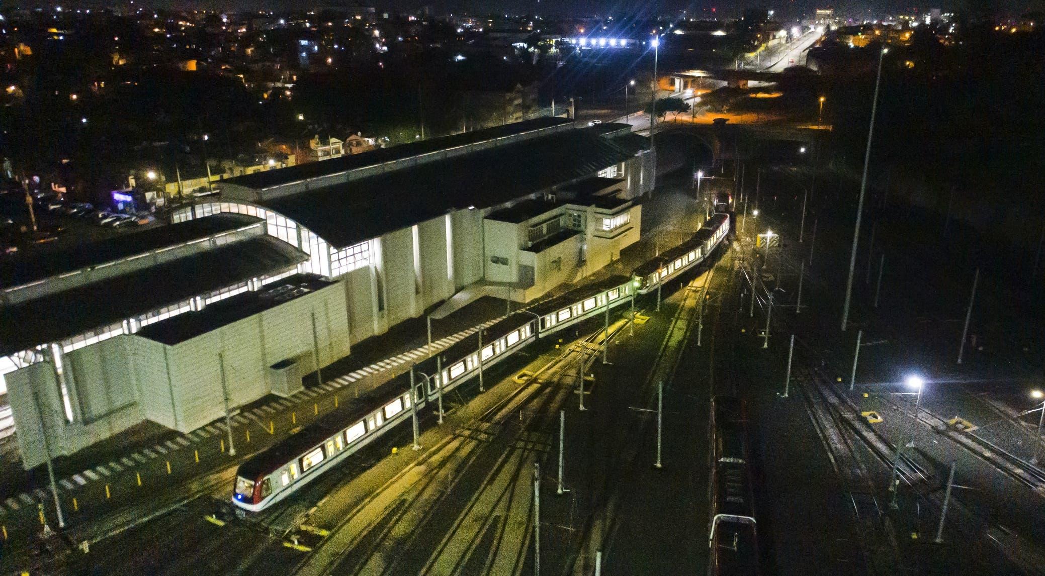 Tramo 2C Metro tendrá trenes de seis vagones intercalados en las otras líneas existentes