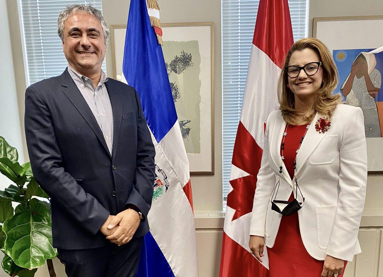 Empresa canadiense anuncia expansión de inversión en República Dominicana