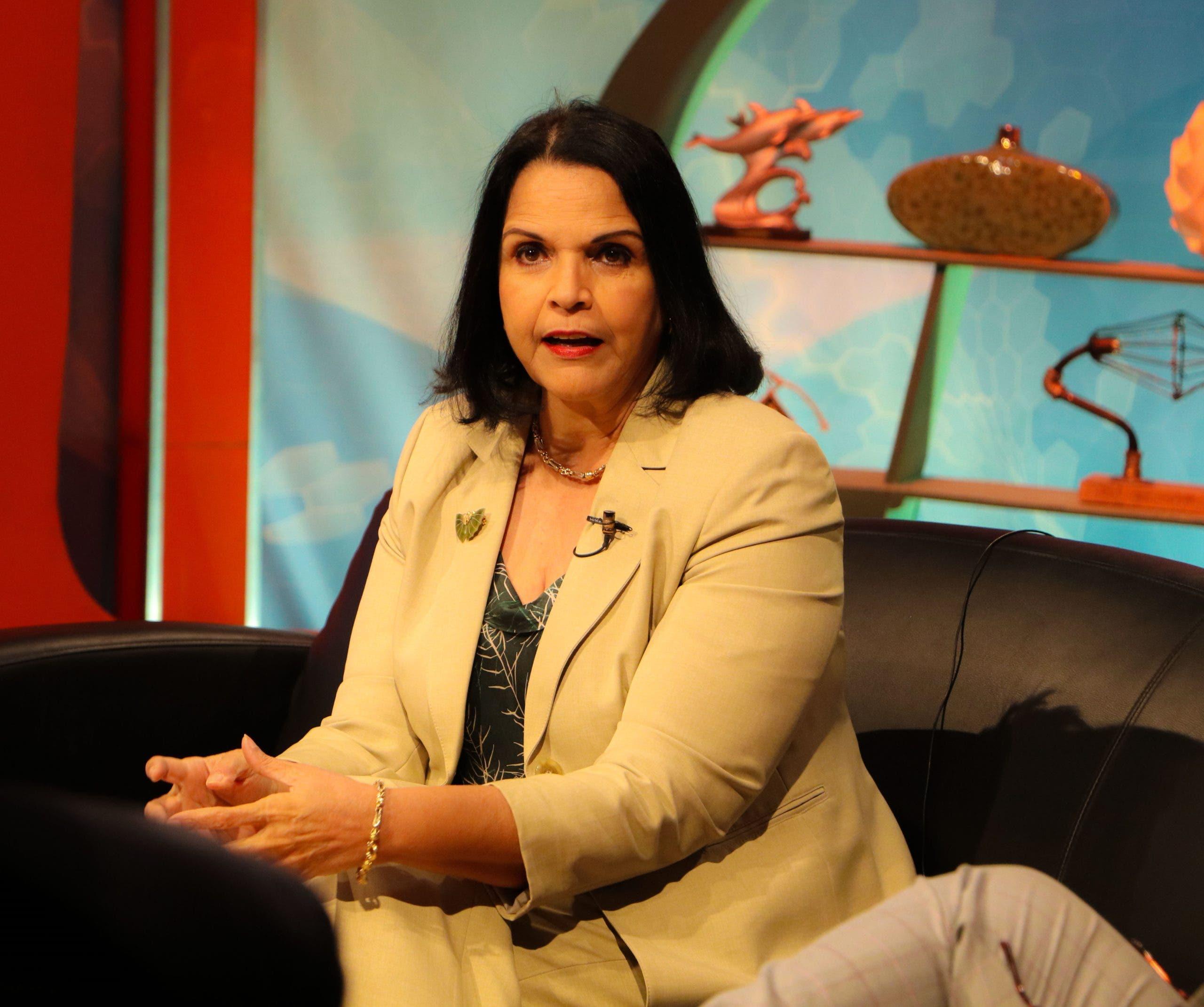 Minou Tavárez: El Senado tiene la responsabilidad de corregir atrasos del Código Penal