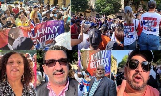 Música de Johnny Ventura se escucha incesantemente en el Alto Manhattan