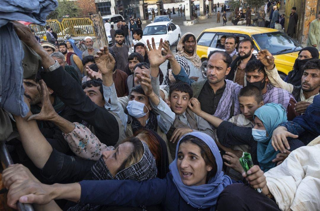 La OMS alerta sólo tiene material médico en Afganistán para una semana