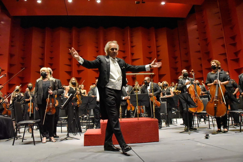 Con un memorable concierto fue inaugurada la Temporada Sinfónica 2021